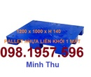Tp. Hải Phòng: pallet nhua mat bong, pallet nhua lien khoi, pallet nhua lot san, pallet nhua CL1703482