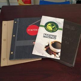 In Bảo An chuyên in menu, menu nhà hàng, menu cafe, menu bia, menu có sẵn