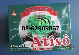Cao ATISO-Hạ cholesterol, ổn huyết áp, thanh nhiệt, mát gan
