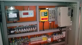 Tủ điện điều khiển cầu trục