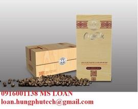 chuyên sản xuất hộp giấy cà phê bằng giấy duplex, fouce, ivory, ..0916001138