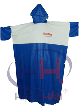 HẠNH HÂN sản xuất áo mưa quà tặng, quảng cáo giá rẻ, chất lượng