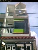 Tp. Hồ Chí Minh: Nhà 1 trệt 2 lầu (4 x 9m) đường Chiến Lược hẻm thông CL1701140