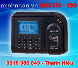 máy chấm công bằng thẻ từ wise eye WSE-300, WSE-330 LOẠI BỀN NHẤT