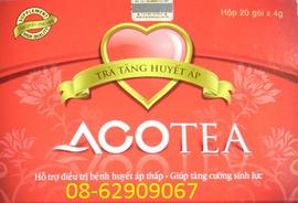 Bán Trà ACOTEA- Sản phẩm ưa dùng, Ổn định huyết áp, cho người huyết áp thấp
