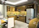 Năm nguyên tắc cần tránh trong phong thủy nhà bếp NEWS2719