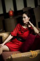 Hoa hậu Mai Phương với IVY Moda NEWS3160