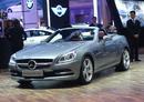 Những điểm nhấn trên Mercedes SLK thế hệ mới NEWS7983