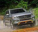 Mercedes ML-class 2012 có giá gần 49.900 USD NEWS7983