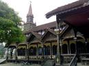 Đến Kon Tum thăm nhà thờ gỗ NEWS6894