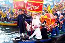 Lễ hội cầu ngư đầy màu sắc ở Bình Thuận NEWS6894