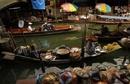 Thăm khu chợ nổi Damnoen Saduak ở Thái Lan NEWS9443