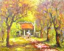 Siêu khuyễn mãi với tranh sơn dầu Văn Tiến RSN3375