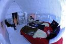 Khám phá khách sạn trong băng ở Romania NEWS11688
