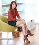 Những mẫu giày bốt nữ đẹp mùa thu đông 2013 NEWS17370