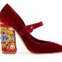 [9] Màu đỏ thắm gợi cảm mê hồn của Dolce&Gabbana