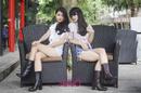 Ghen tỵ với những cô nàng đi giày Việt sành điệu. NEWS22707