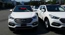 Hyundai Santa Fe bản nâng cấp lộ diện NEWS22704