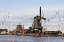 Xứ sở cối xay gió thanh bình ở Hà Lan RSN9873