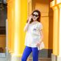 [7] Phong cách này phù hợp nhiều hoàn cảnh, có thể theo nàng tới chốn công sở hoặc đi gặp gỡ bạn bè, hẹn hò cà phê...
